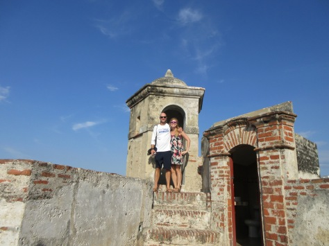 Lookout tower @ El Castillo