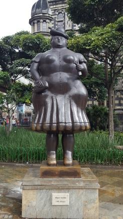 Plaza de Botero