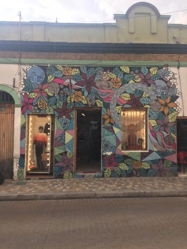 A pretty storefront